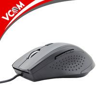 VCOM Popular Design custom 3d Wired Mouse for Computer