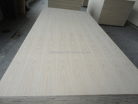 3mm ash plywood 4*8ft good quality red oak white ash face cedar veneer faced plywood
