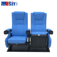 Usit UA-630G-19 Red Push back tip-up seat theatre chair in stock for sale
