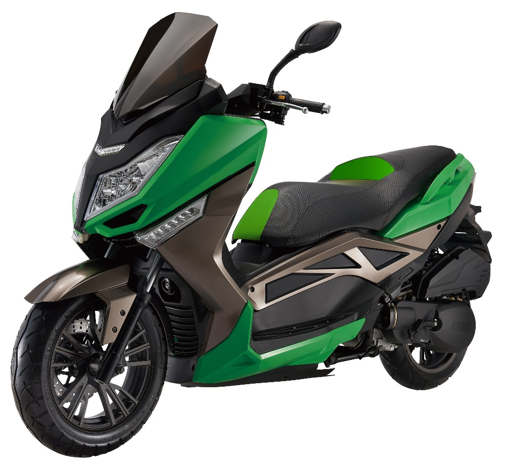 fashion gas scooter CT-ALEX (T-9) EEC 125/150/250CC AIR-COOLED EEC scooter