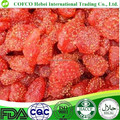 Sweet dried strawberry
