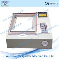 Automatic industrial vacuum sealer for bottle electricsal components vacuum packing machine meat pork vacuum sealing machine