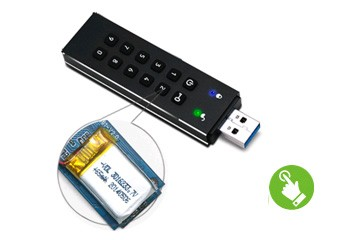 Datage UFlash-U3 USB3.0 Secure USB Flash Drive