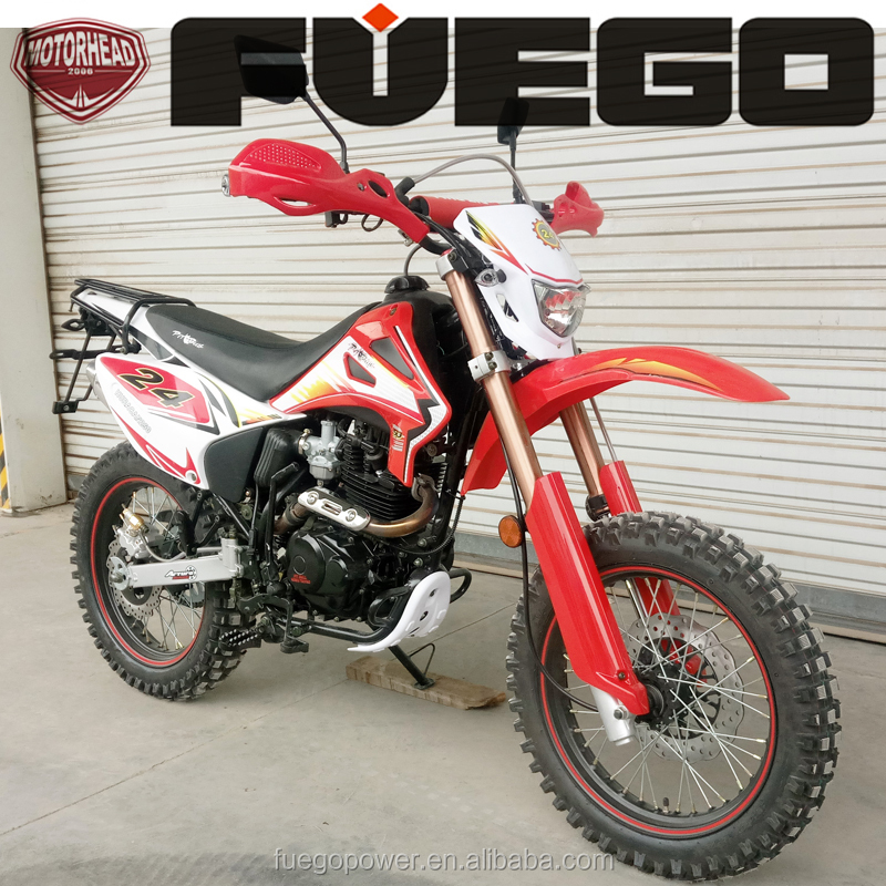 Cheap Motocross HURACAN250 Dirt Bike Pit Bull Motorcycle