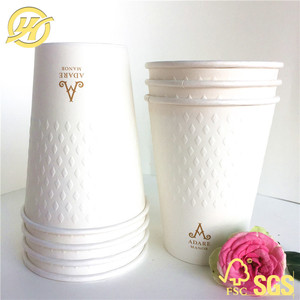 Hot selling take away 4oz tea coffee paper cup lid cups sleeves