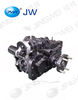 20Kw/380V/2000rpm AC motor engine electric car transmission vehicle gearbox assembly