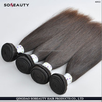 7a human hair extension black star hair weave