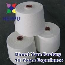 polyester cotton blended yarn 45s/1 tc 90/10 spun yarn price in India