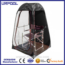 under the weather chair tents Baseball Cold Gear mini tent for sporting events