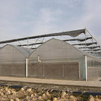 Easily Assembled Polycarbonate PC Sheet Greenhouse