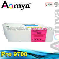 Aomya 700ml refill ink cartridges for epson 9700 9890 9900 7700 7890 7900