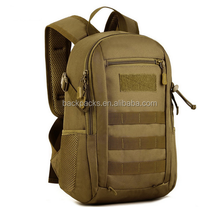 12L Mini Military Backpack Rucksack Gear Tactical Assault Student School Bag For Hunting Camping Trekking