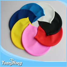 New products custom batman silicone nude swimming caps