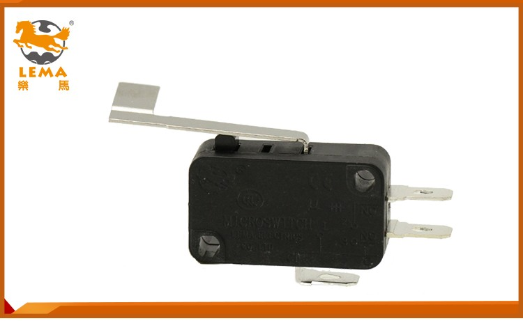Factory price KW7-7 pin plunger magnetic micro switch t85 5e4