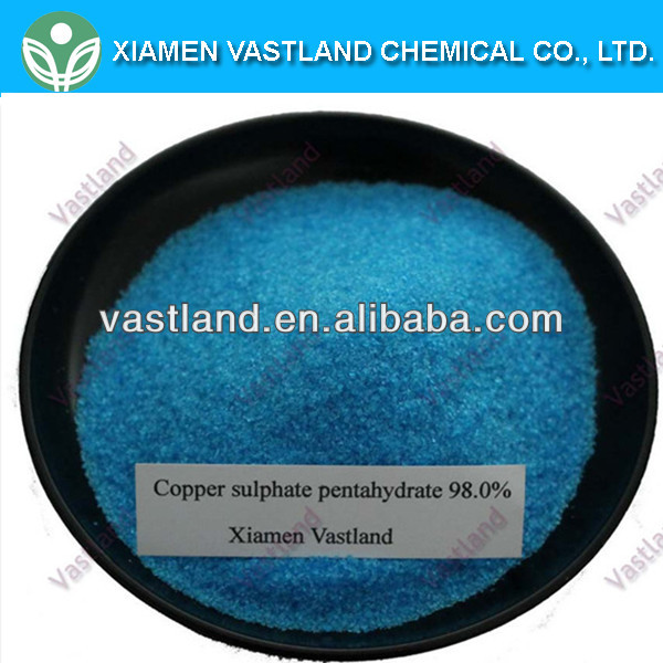 Copper sulphate manufacturing process