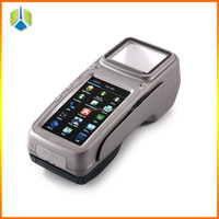 Good quality pos 3g msr printer wifi android gsm fixed wireless terminal GC028+