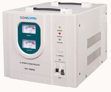 Power Conditioner, 40kva automatic voltage regulator/av, static / scr / sbw voltage regulator 800kva