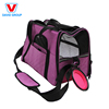 Soft Blanket Included Foldable Pet Carrier Travel Bag