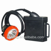 KL5LM rechargeable LED miners cap lamp,mining cap lamp,high power mining headlamp