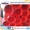 plastic coating steel pipe for coal mine China manufacturing