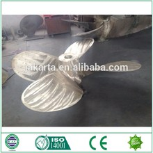 Marine four blade fixed pitch propeller for Batam