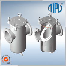 Valve Strainer Stainless Steel Basket Strainer