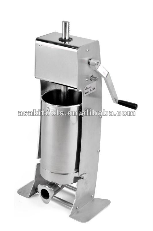 Sausage stuffer Filler with all stainless steel