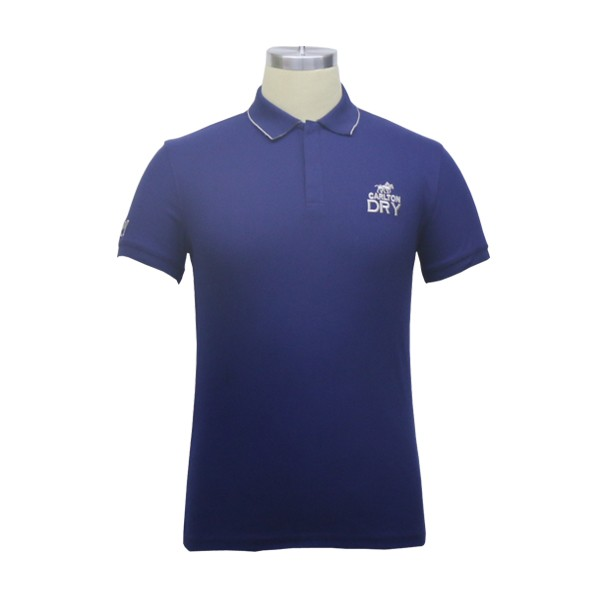 100% Cotton Pique Xanh Tốt Nhất Polo Shirts For Men, Polo Shirts On Sale