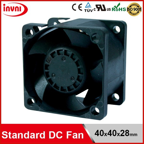 Standard SUNON 4028 40x28 40mm 40x40 Mini Exhaust Ventilation Laptop Cooling 12V High Speed Fan 40x40x28 mm (PF40281BX-0000-A99)