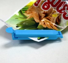 Hot-Selling food bag clip, plastic bag closure clip, coffee bag clip