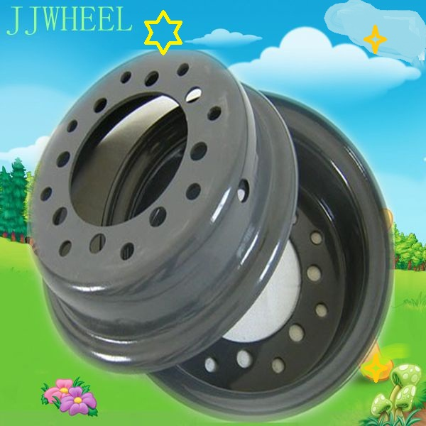 3.00-8 split wheel for forklift wheel