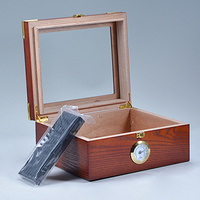 China Factory best cigar humidor for sale Cheap empty cigar boxes