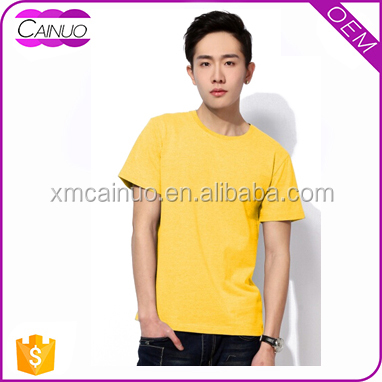 Men American Size Tshirt Custom Made In China Manufacturer