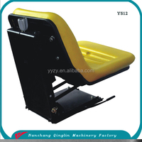 Chinese made Tractor Suspension Seat , Fiat Tractor Spare Parts