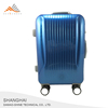 China Supplier Decent ABS Four Wheels Zipper Closure Luggage