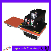 60*80CM 2014 Newest Pneumatic Heat Press Transfer Machine With CE Approval