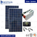 BESTSUN 2000W Complete Set Roof Flexible Excellent Material Solar Panels For The Home