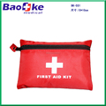 2017 new product Medical Wholesale waterproof Small First aid kit bag survival gear for hiking