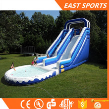 Cheap giant inflatable water slide for adult /inflatable jumping slide