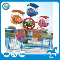 China factory manufacturers hot sale used theme park rides kids small Ferris Wheel