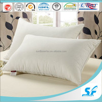 Classic Sunflower home textile goose down feather pillow