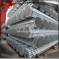 galvanized welded steel pipe/tube