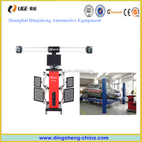 wheel alignment wheel angles measurement automotive equipments