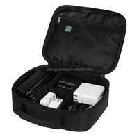 Universal Electronic Accessories Travel Organizer Case/hard Drive Bag/ Cable Organizer Bag
