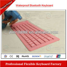 waterproof wireless bluetooth keyboard case for ipad3