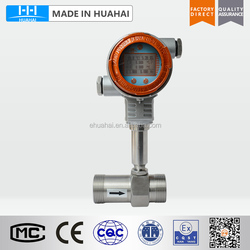 Stainless steel vegetable oil turbine flow meter