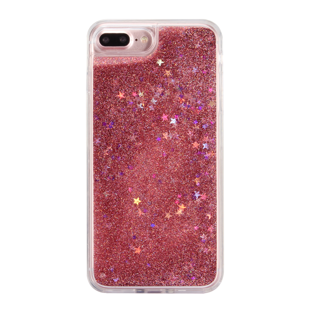 2017 Floating Sand Liquid Hard Case for Mobile Phone Liquidsand Case for iPhone 7