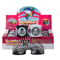 Games And Hobbies Rainbow Spring Slinky
