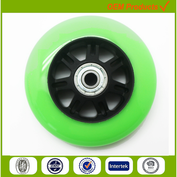 90mm PU motorized trick scooter wheel