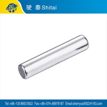 ISO TS 16949 certified carbon polishing axle shaft,pin shaft